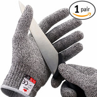 Wholesale LEKOCH Resistant Gloves High Performance Level Protection Food Grade Safty Gloves Kitchen Glove for Cutting and Slicing KT