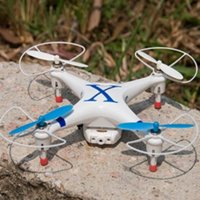 Wholesale Smart Rc Helicopter - Cheerson CX-30W Drone With Camera Professional Drones RTF Rc Quadcopter Drones Wifi Smart Phone Control FPV Rc Helicopter