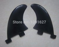Wholesale surfig GL side fins set top quality Nylon plastic for paddle boards surfboards