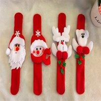 Wholesale Christmas supplies children s gifts patted lap pat chain velvet bracelet bracelet bracelet christmas tree decorations christmas children s t
