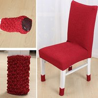 Wholesale Chair Leg Protector Pads Non Skid Table Feet Sleeve Cover Socks Table Foot Cap Furniture Accessories JC0230