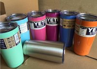 beer quality - 11 COLOR Yeti oz PINK Cups Cooler AAAA QUALITY COLORS YETI Rambler Tumbler Travel Vehicle Beer Mug Double Wall Bilayer Vacuum Insulated