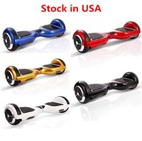 electric scooters - 2016 New Hoverboard Inch Two Wheels Electric Scooters Smart Balance Wheel Drifting Board Self Balancing Scooter Skateboard