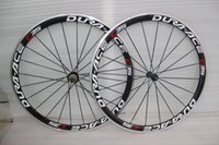 alu alloy wheel - cheapest carbon alloy bike wheelset dura ace c35 mm clincher C road bike wheels carbon wheel with alu alloy brake surface