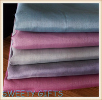 Wholesale Pink Color Silver Fiber Anti radiation Functional Fabric Maternity and Pregnant Clothes RPET Envoronment Fabric