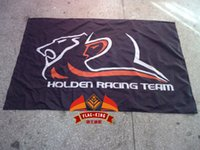 automobile banners - hold en racing team flag cater pillar Automobile Exhibition banner polyster CM flag flag king