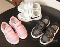 Wholesale Boys summer sports shoes yards girls fashion casual shoes non slip wear cheap baby summer sandals pair B1