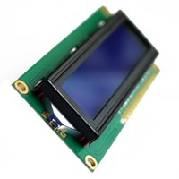 Wholesale LCD1602 module Blue screen x2 Character LCD Display Module HD44780 Controller blue blacklight