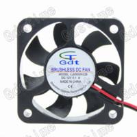 amd computer processors - 5PCS GDT V Pin x x mm Bushless DC Computer Cooling Fan s