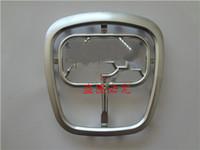 La calidad del CE tapa del airbag del coche 1piece del manejo del emblema insignia del emblema de la rueda con clips Antiguo 9.5x9.8cm Versión Tamaño del coche para Alemania Au *** serie