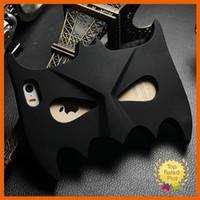 batman blackberry case - Hot D Cute Batman Mask Soft Silicone Phone Case Cover for iphone S SE S Plus Samsung S5 S6 A7