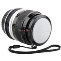 Wholesale 52mm White Balance Lens Cap with Filter Mount for Nik amp n D5200 D5100 D5000 D3100 D3200 D3000 D60 D40X D40 D5018 mmLens