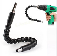Wholesale 290mm Flexible Shaft Bit Extention Screwdriver Drill Bit Holder Connect Link for Electronic Drill