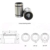 Wholesale New LM8UU mm Linear Ball Bearing Bush Bushing cnc parts D printer VED84 P