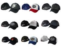trucker hats - Casquette caps Trucker snapback Cap black MOTORCYCLES mesh baseball hat sport palace drake god pray ovo october cap