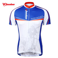 athlete apparel - Tasdan Athlete Comfortable Cycling Jerseys Skin Suit Clothing Road Riding Mountain Racing Cycling Apparel with Sublimation Printed