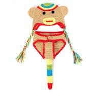 baby monkey photo - Baby sweater monkey handmade sweater newborn photography props infantil baby photo props