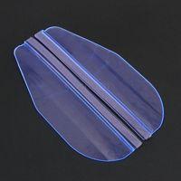 Wholesale Rearview mirror D Rain Eyebrow Case For Peugeot auto accessories
