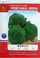 autumn harvest - original package g Green King Broccoli Seeds suit for Autumn sow days from planting to harvest