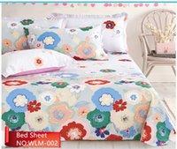 bedsheet fabrics - Hot sale cotton Yarn dyed fabric bed sheet cloth twin extra long
