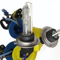 Wholesale Super Bright k W H1 H3 H7 HID Xenon Lamps for Car Headlight Light Up Fast