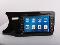 audio city - 2 DIN Car DVD Radio Audio Multimedia Player GPS For Honda City Left Hand Drive Up Retail Pc