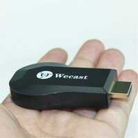 Wholesale Wireless Wecast miracast dongle DLNA Airplay Wifi HDMI TV Stick for ios android windows mac system