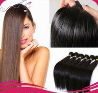 Wholesale 8A Bobbi boss indi remi straight hair mixed inch Indain hair extensions Indian straight hair weave