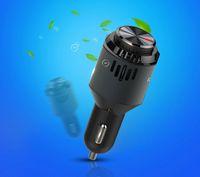 air headphone - Fencer in Bluetooth car kit handsfree headphone Vehicle Air freshener Rapid charge