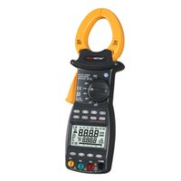 Digital Only ac clamp meter - PEAKMETER HYELEC MS2203 True RMS AC Digital Power Clamp Meter Auto Ranging kW with PC Link RS232 Interface