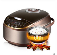 Wholesale Rice Cookers Intelligent mini rice cooker special offer quality goods Turbine defoaming spill proof Good round the cooker kett