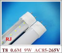 Wholesale T8 LED tube light LED fluorescent tube lamp LED tube lighting SMD M MM ft aluminum CE ROHS