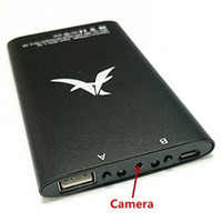bank monitor - Spy Power Bank DVR Night Vision Spy Hidden Camcorder Camera Monitor
