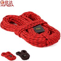 Wholesale XINDA Escalada m Paracord Rock Climbing Rope Hiking Accessories Cord mm Diameter KN High Strength Rope Survival Tool