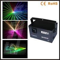 animation ads - Factory price mini watt rgb animation laser projector for Disco Dancing hall Club outdoor AD graphics