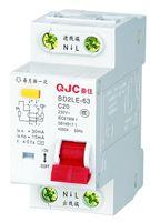 Wholesale QJC BD2LE C20 series safe civil home use leakage protection circuit breaker