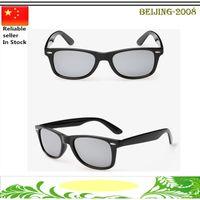 2016 nueva llegada del diseñador del marco G15 tablón de gafas gafas de sol hombres de las mujeres de sol de la marca con la caja libre de la lente gris plateado negro 010256