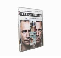 Wholesale dvd movies top quality Boxset New The Night Manager Season US Version Region