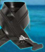 Wholesale 001 Underwater special clothing wetsuit zipper Tizip waterproof Proprietary technology