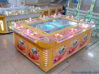 arcade shooting - arcade shooting fish video game dragon king hunting fish machine