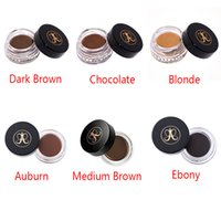Enhancers - Anastasia Dipbrow Pomade Beverly Hills Blonde Auburn Chocolate Dark Brown Ebony Medium Brown Waterproof Eyebrow Enhancers g Oz via DHL