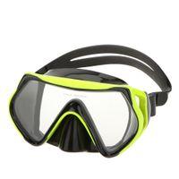 Wholesale Adjustable Swimming Goggles Mask Glasses Adult Anti fog Diving Mask Equipment