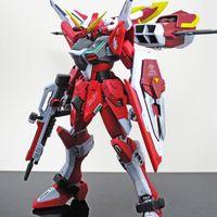 Wholesale 1 MG ZGMF X19A Infinite Justice Gundam