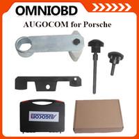audi camshaft - Original AUGOCOM for Porsche Crankshaft Camshaft Positioning Engine Timing Tool Set By Fast Express Shipping