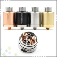 brass fitting - Newest KENNEDY RDA Clone Rebuildable Atomizers mm Diameter POST SS Black Brass Red Copper PEEK Insulator fit Mods DHL Free