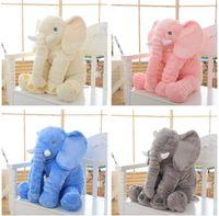 best baby rooms - Baby Animal Elephant Pillow Feeding Cushion Children Room Bedding Decoration Kids Plush Toys Children s blanket colors best