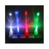 Wholesale LED laser finger fiber light LED balloon light for Party KTV Bar decoration M096