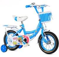 bicycle pedal crank - 14 inch Children bicycle non slip pedals Conjoined crank Humanized design Solid carbon steel frame Comfortable saddle tb60807