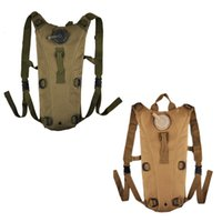 Wholesale Outdoor Sports Mountain Hiking Climbing L TPU Tactical Hydration Water Backpack Bag with Bladder Colors