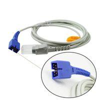 Wholesale Quality Guaranteed OxiMax Spo2 Adapter Extension Cable For Nellcor Compatible DEC DEC